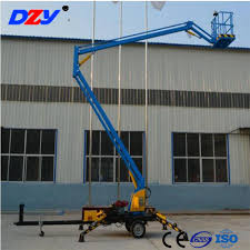 8m hydraulic vehicle mounted boom lift price buy vehicle mounted