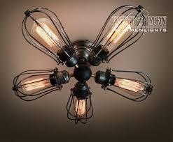Ceiling Fan With 4 Lights by Best 25 Flush Mount Ceiling Fan Ideas On Pinterest Mid Century