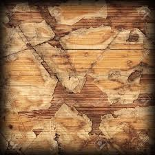 Scratched Laminate Wood Floor Old Laminated Flooring Varnished Wood Block Board Cracked