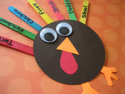 thanksgiving thankful crafts one more adorable turkey craft happy home fairy