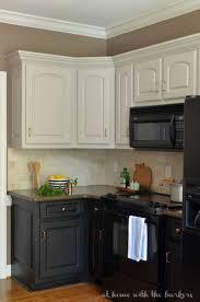 milk paint kitchen cabinets kitchen decoration