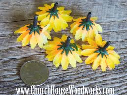 artificial table centerpieces sunflower artificial flower heads for crafts weddings table