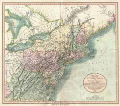 New Jersey New York Map by File 1806 Cary Map Of New England New York Pennsylvania New