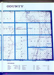 Map Of South Dakota Counties North Dakota County Map