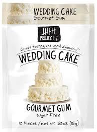 wedding cake gum charity product for flower shop gift bag sale flower shop