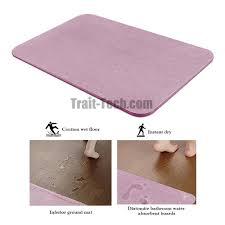 Bath Shower Mat Shower Mat Bath Mat Anti Bacterial Anti Slip Water Absorption Mat