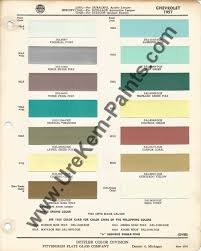 1957 chevrolet bel air car paint colors urekem paints