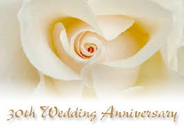 30 wedding anniversary 30 year anniversary top ways to select a gift