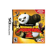 kung fu panda 2 nintendo ds multicolor kung fu panda