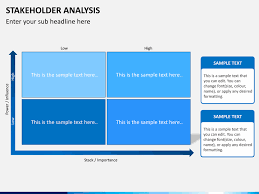 doc 766542 stakeholder matrix template u2013 stakeholder analysis