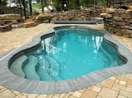 Small Backyard Inground Pools by Pool Mini Inground Pools Poolwarehouse Com In Ground Pool Kits