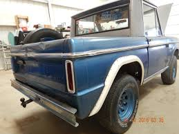jeep gladiator 1975 first ford bronco pickup going to barrett jackson medium duty