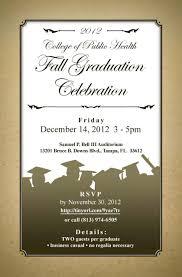 graduation ceremony invitation wording advertising agency proposal