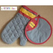 maniques cuisine gant de cuisine original achat gant de cuisine