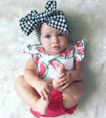 baby headwraps gingham baby wrap baby headwrap newborn headwrap