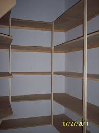 Kitchen Closet Shelving Ideas Kitchen Building Wood Shelves Of Pantry Shelving Ideas With