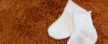 newborn pattern video newborn socks lanas y ovillos