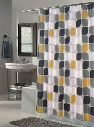 Grey Theme Marvellous Black White And Yellow Bathroom Blackhite Decor Ideas