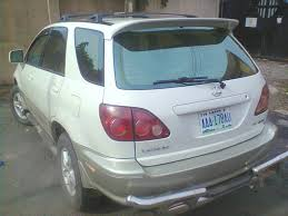 lexus rx300 model 2003 toyota lexus rx300 jeep full options comes with d v d player