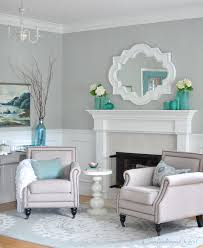 love the blue gray paint color and white wood work favorite