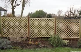 Diamond Trellis Panels Garden Fences Garden Designer Landscapers