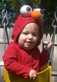 Etsy Infant Halloween Costume 25 Elmo Halloween Costume Ideas