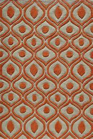 Orange Modern Rug Flooring A Cool Floor With Momeni Rugs Ideas