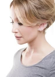 ear cuff glitter and glitz ear cuff happiness boutique