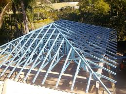 prefab roof trusses roofing decoration