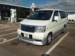 1998 nissan elgrand 3 2 td auto highway star 8 seater mpv import