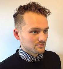short sides and curl top hairstyles 45 best curly hairstyles and haircuts for men 2018