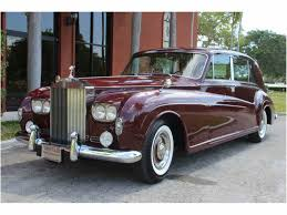 rolls royce phantom 1966 rolls royce phantom for sale classiccars com cc 903730