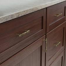 home depot brass kitchen cabinet handles liberty 3 in 76 mm center to center antique brass