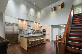 modern kitchen island lighting furniture mid century modern kitchen island with chrome ceiling