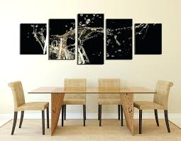 dining room wall art decor wall decor stupendous 3 pieces paintings for the kitchen fruit