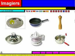 ots de cuisine français langue étrangère vocabulaire la cuisine