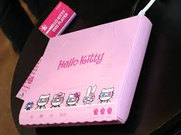 ces pink kitty