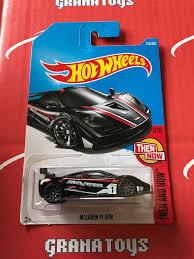 mclaren f1 2017 mclaren f1 gtr 315 black 2017 wheels case n new 1 grana toys
