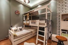 Loft Style Bed Frame Loft Style Children S Room