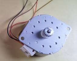 how to use stepper motors from old printers identify pin outs