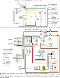payne furnace thermostat wiring diagram hvac thermostat wiring