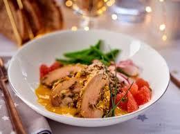 cuisine de philippe etchebest magret de canard farci au foie gras de philippe etchebest recettes