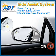Car Blind Spot Detection Microwave Radar Blind Spot Detection System Saftey Warning Sensor