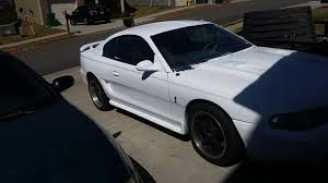 1998 ford mustang cobra for sale 4th white 1998 ford mustang cobra for sale mustangcarplace