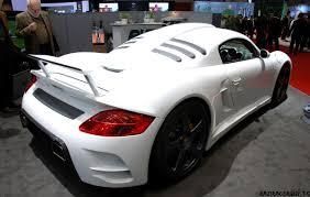 ruf porsche cayman ruf reveals porsche cayman 750hp ctr 3 sport cars