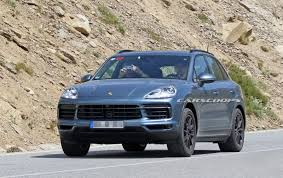 2018 porsche cayenne to be unveiled on august 29th diesel