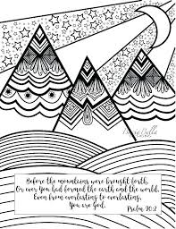 coloring pages for landscapes landscape coloring pages for adults forka info