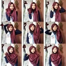 tutorial hijab syar i untuk pernikahan october 2015 ameliawulandari1703