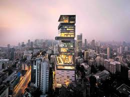 World Most Expensive House by Fire Breaks Out At Mukesh Ambani U0027s House