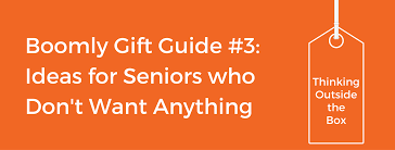 Christmas Gifts For Aging Parents Creative Gift Ideas For Seniors Grandparents And Elderly Parents